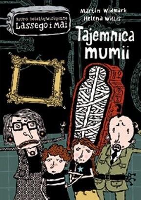 Okładka książki Tajemnica mumii