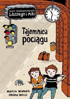 Okładka książki Tajemnica pociągu