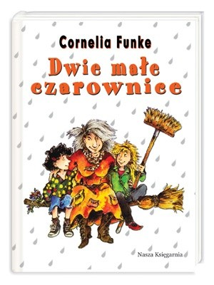 Okładka książki Dwie małe czarownice