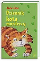 Okładka książki Dziennik Kota Mordercy