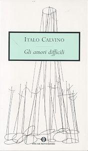 Okładka książki Gli amori difficili
