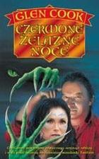 Okładka książki Czerwone żelazne noce