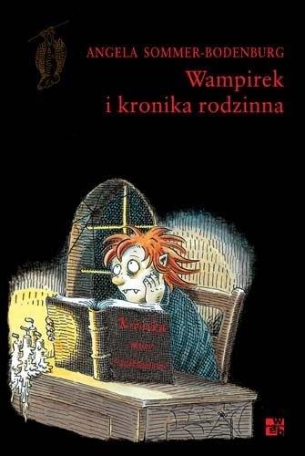 Okładka książki Wampirek i kronika rodzinna