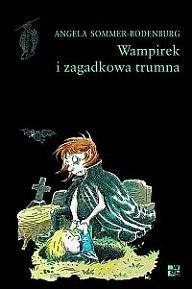 Okładka książki Wampirek i zagadkowa trumna