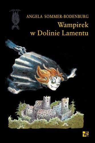 Okładka książki Wampirek w Dolinie Lamentu