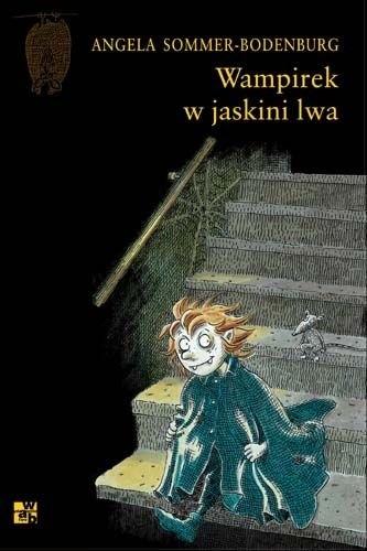 Okładka książki Wampirek w jaskini lwa
