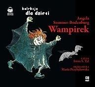 Okładka książki Wampirek - audiobook