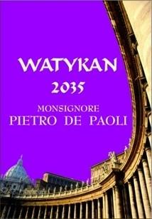 Okładka książki Watykan 2035