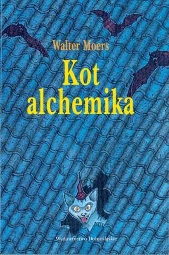 Okładka książki Kot Alchemika