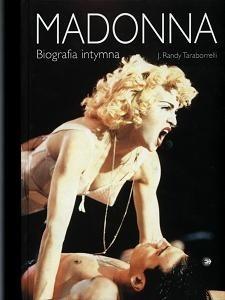 Okładka książki Madonna. Biografia intymna