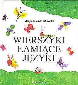 Okładka książki Wierszyki łamiące języki