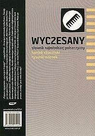 Okładka książki Wyczesany słownik najmłodszej polszczyzny
