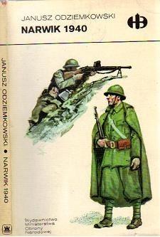 Okładka książki Narwik 1940