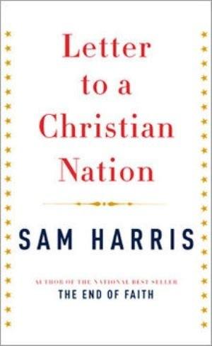 Okładka książki Letter to a Christian Nation
