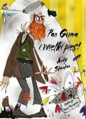 Okładka książki Pan Guma i wielki pies