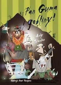 Okładka książki Pan Guma i gobliny