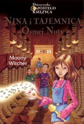 Okładka książki Nina i Tajemnica Ósmej Nuty