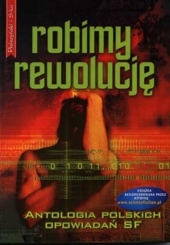 Okładka książki Robimy rewolucję