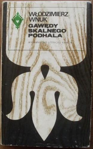 Okładka książki Gawędy skalnego Podhala