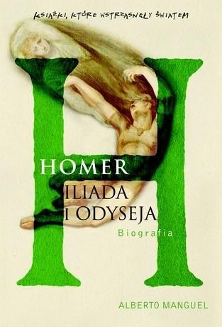 Okładka książki Homer. Iliada i Odyseja