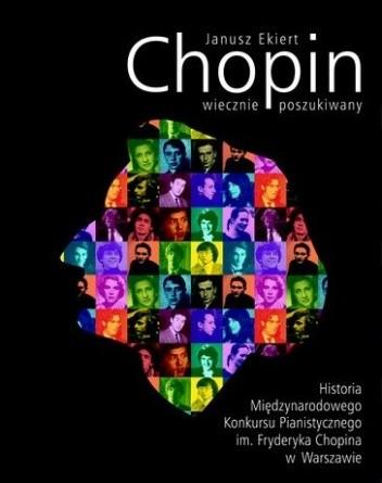 Okładka książki Chopin wiecznie poszukiwany