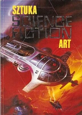 Okładka książki Sztuka Science Fiction Art