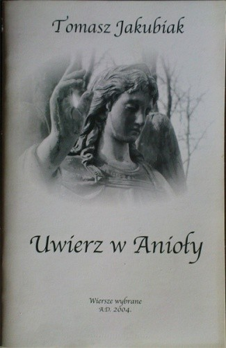 Okładka książki Uwierz w Anioły