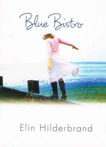 Okładka książki Blue Bistro