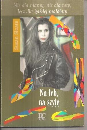 Okładka książki Na łeb, na szyję