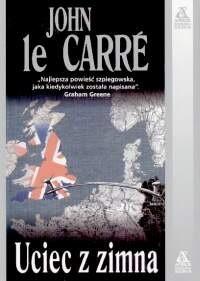 Okładka książki Uciec z zimna