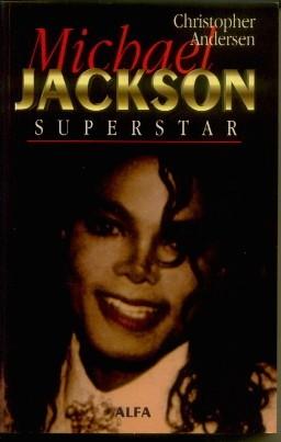 Okładka książki Michael Jackson Superstar