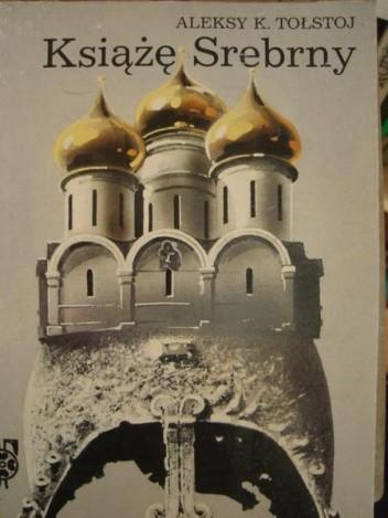 Okładka książki Książę srebrny