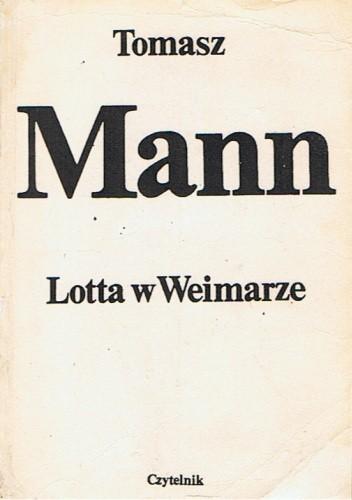 Okładka książki Lotta w Weimarze