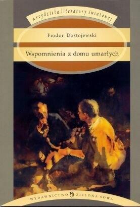 Okładka książki Wspomnienia z domu umarłych