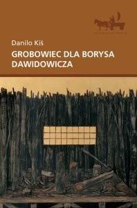 Okładka książki Grobowiec dla Borysa Dawidowicza. Siedem rozdziałów wspólnej historii