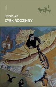 Okładka książki Cyrk rodzinny