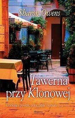 Okładka książki Tawerna przy Klonowej