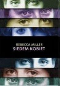Okładka książki Siedem kobiet