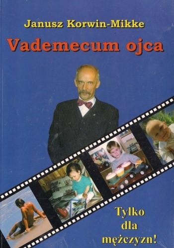 Okładka książki Vademecum ojca