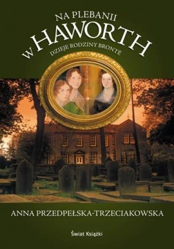 Okładka książki Na plebanii w Haworth