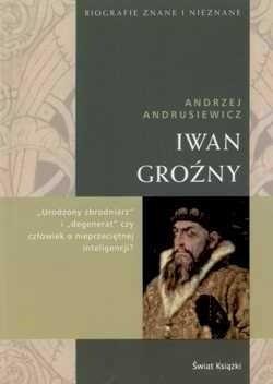 Okładka książki Iwan Groźny