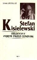Okładka książki Felietony zdjęte przez cenzurę