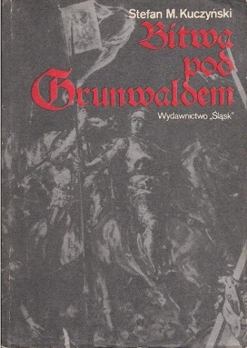 Okładka książki Bitwa pod Grunwaldem