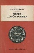 Okładka książki Polska czasów Łokietka