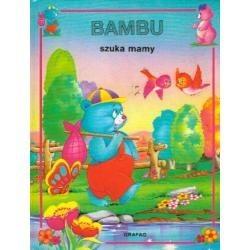 Okładka książki Bambu szuka mamy