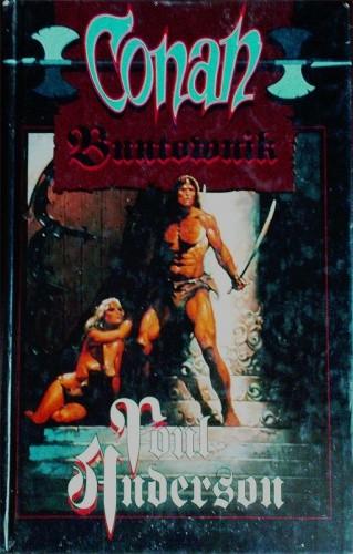 Okładka książki Conan Buntownik
