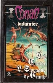 Okładka książki Conan bukanier