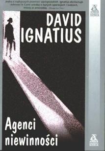 Okładka książki Agenci niewinności