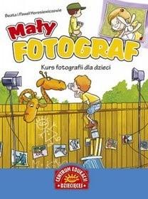 Okładka książki Mały fotograf