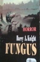 Okładka książki Fungus